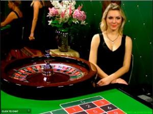 Live roulette hos Betsson